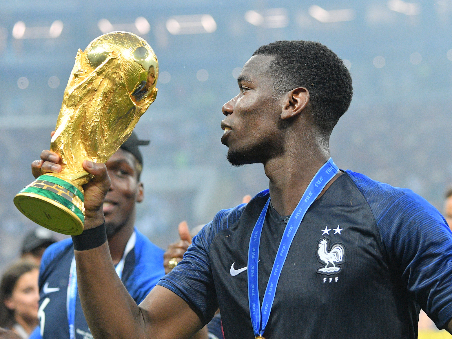 Pogba's World Cup Win Can Help Silence Doubters At
