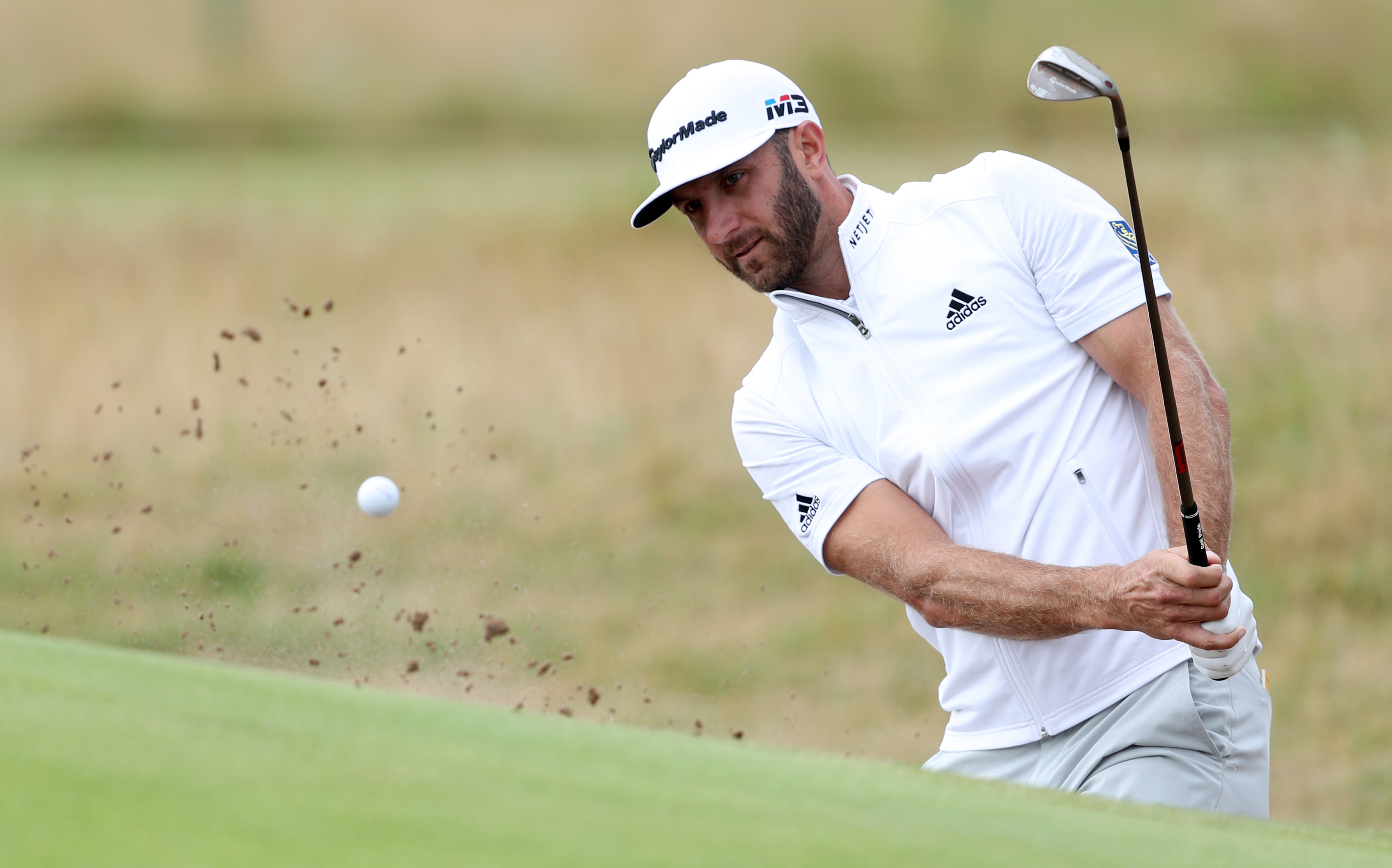 Saudi International: Dustin Johnson heads star-spangled field