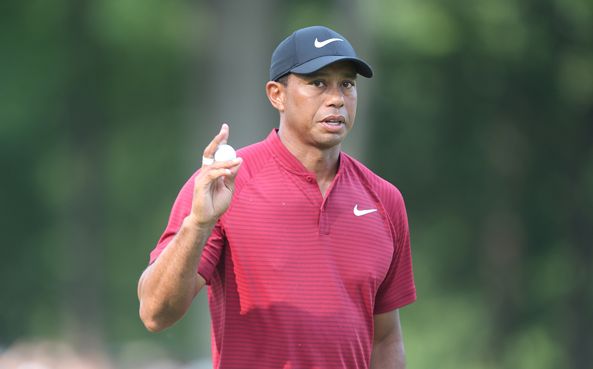 Memorial Tournament: Tiger's back for Muirfield doubleheader