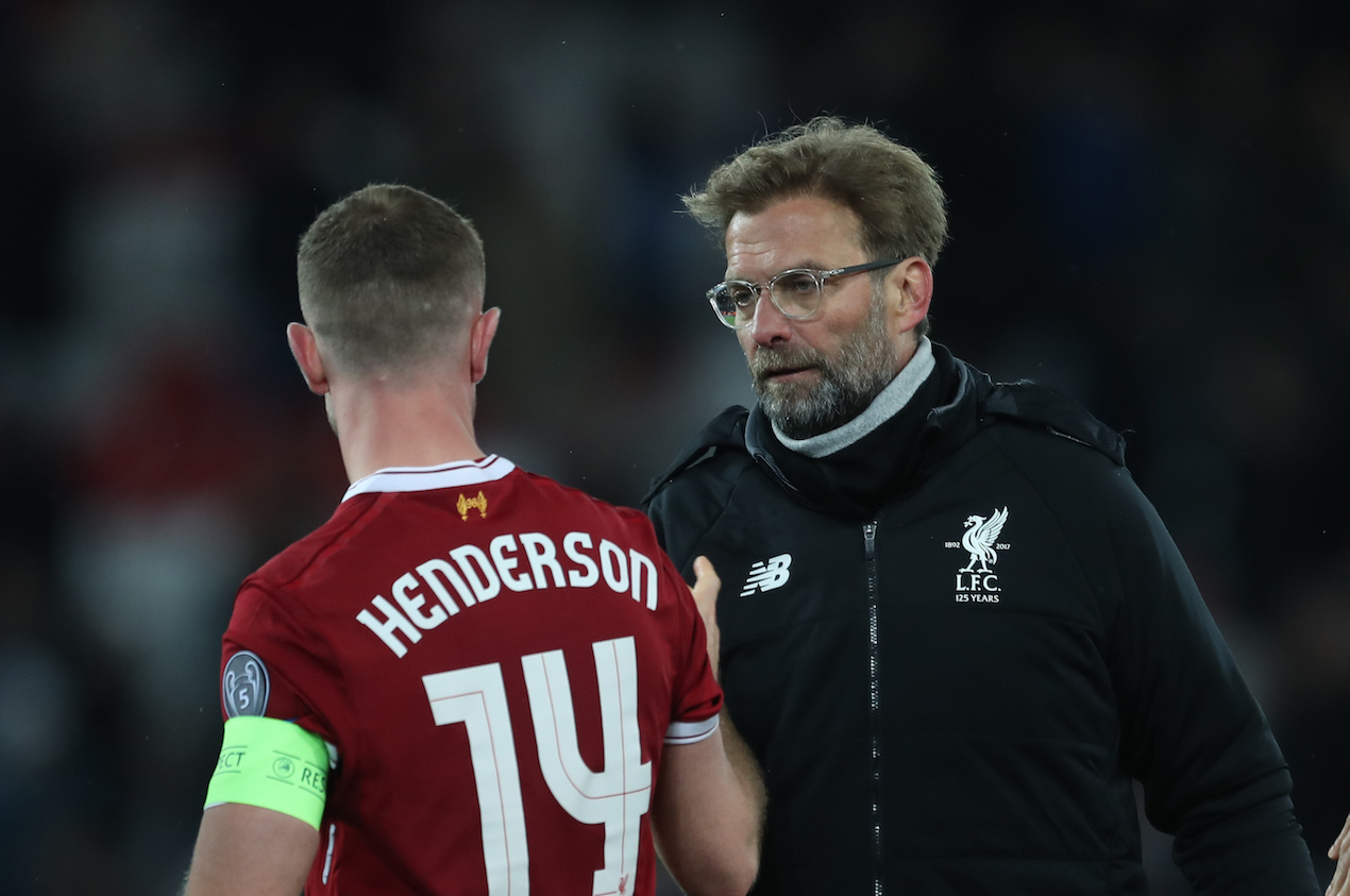 Community Shield: Liverpool can lay down marker against Arsenal says Henderson