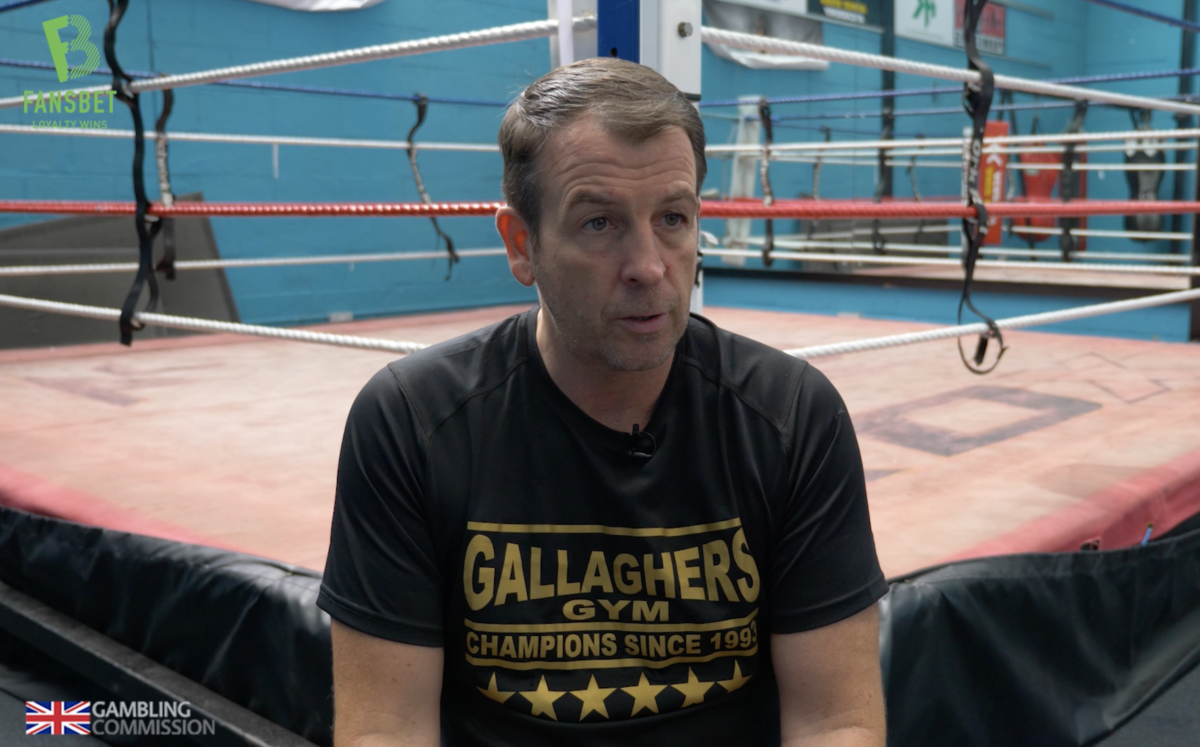 EXCLUSIVE: Joe Gallagher talks to FansBet ahead of Callum Smith's world title fight