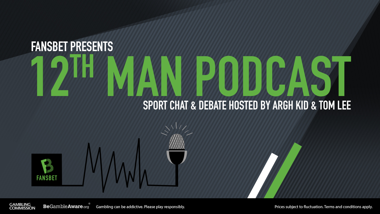 12th Man Podcast: Reviewing a busy sporting weekend and looking ahead to this week's fixtures