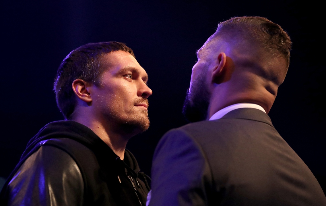 Oleksandr Usyk v Tony Bellew Preview And Prediction – Anthony Crolla