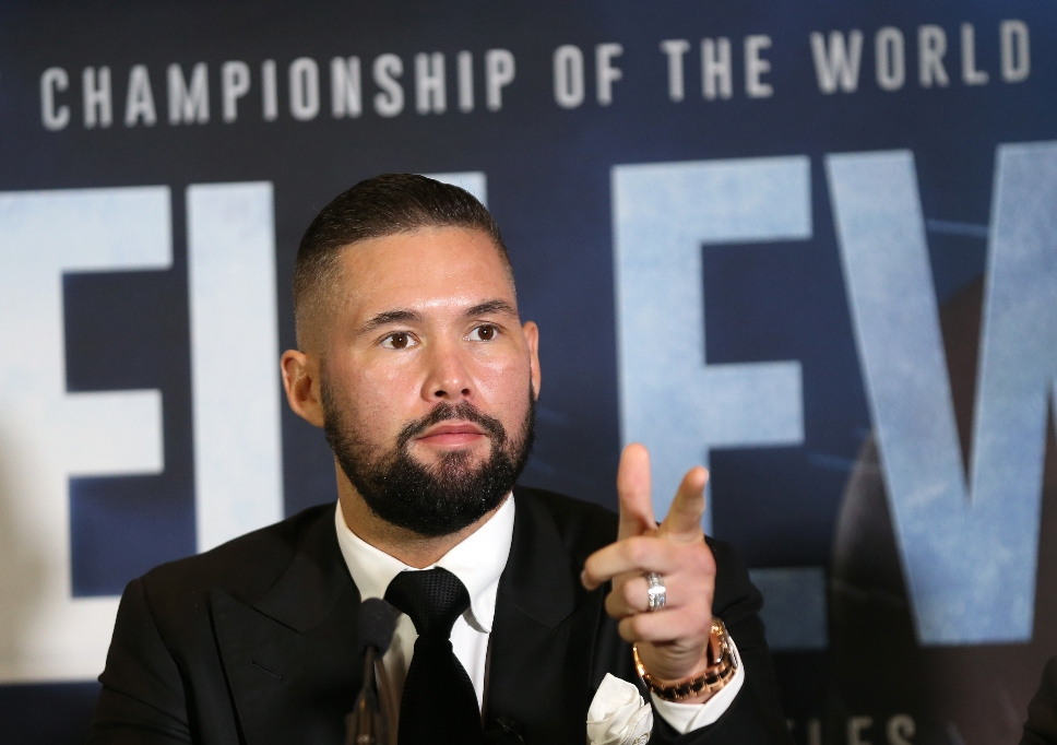 Tony Bellew Exclusive – Uysk v Bellew