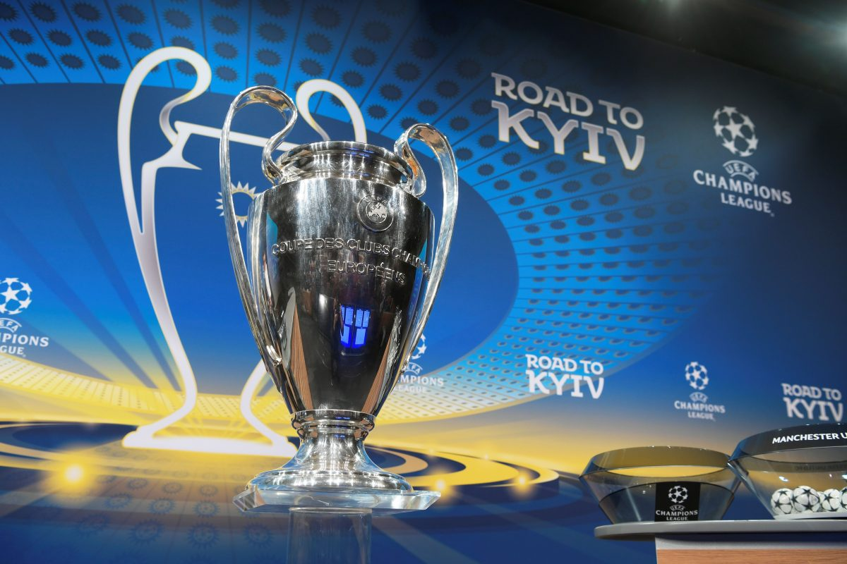 Mouth-watering Champions League ties await in February