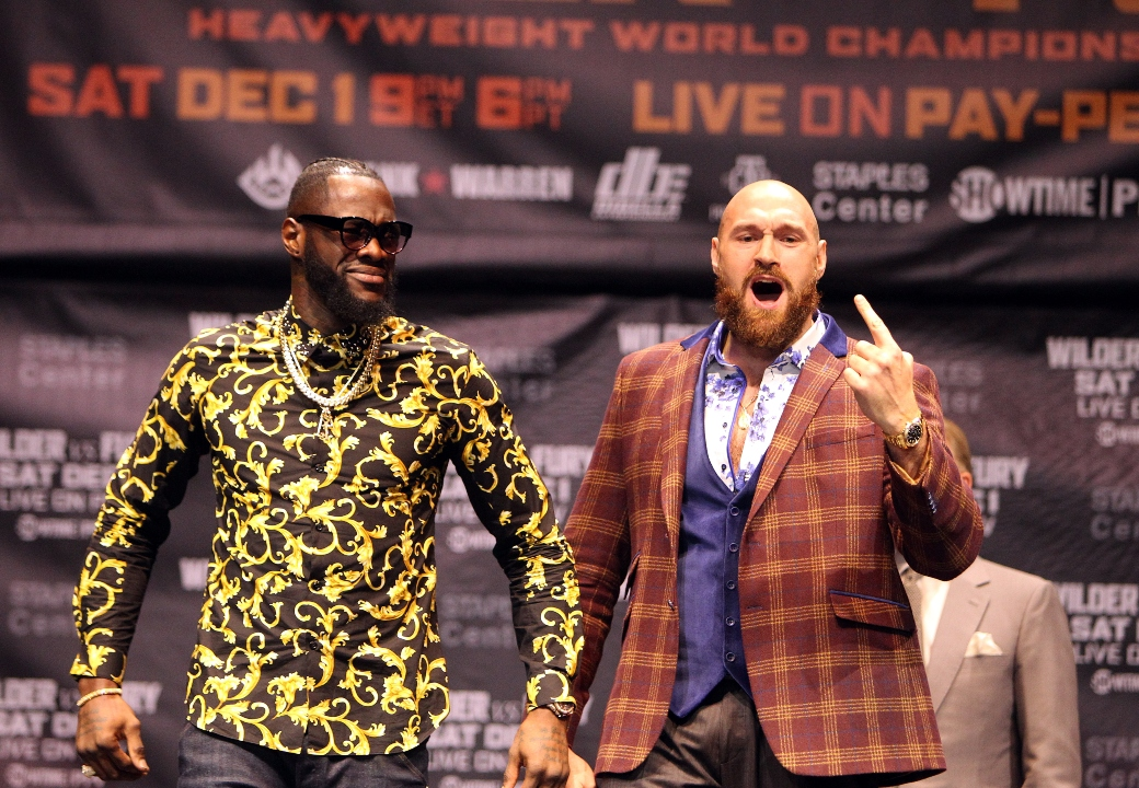 Deontay Wilder v Tyson Fury Preview, Betting Tips And Enhanced Odds