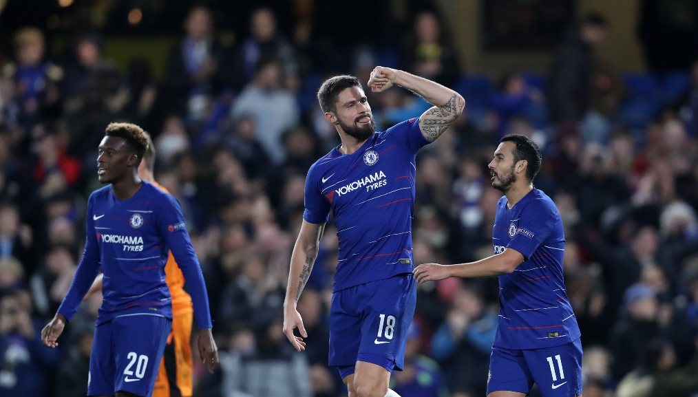 Chelsea v Krasnodar: Dead rubber gives squad players a chance
