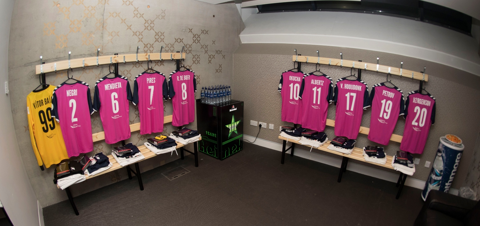 Star Sixes 2019 Behind The Scenes In The Dressing Rooms