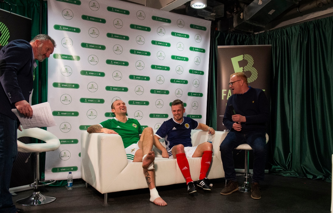 Star Sixes 2019 The FansBet Football Lounge