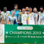 England Win The 2019 FansBet Star Sixes