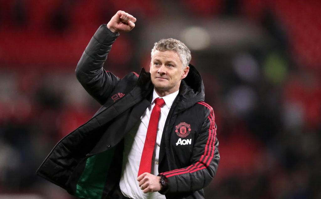 Ole Solskjaer Manchester United