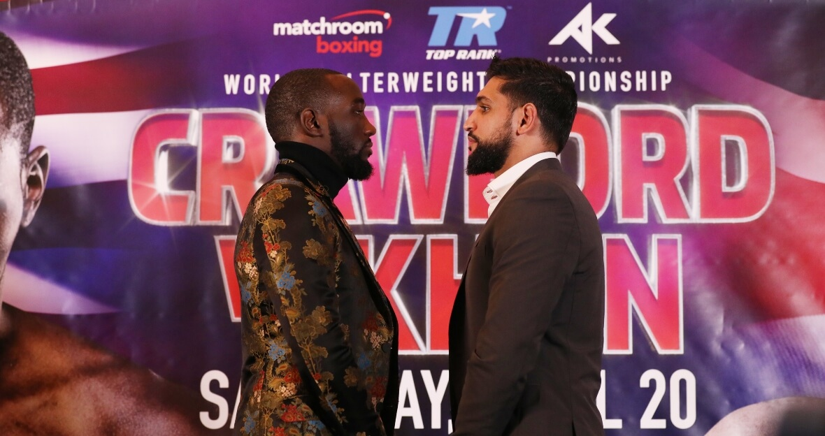 Terence Crawford v Amir Khan Preview, Betting Tips And Enhanced Odds