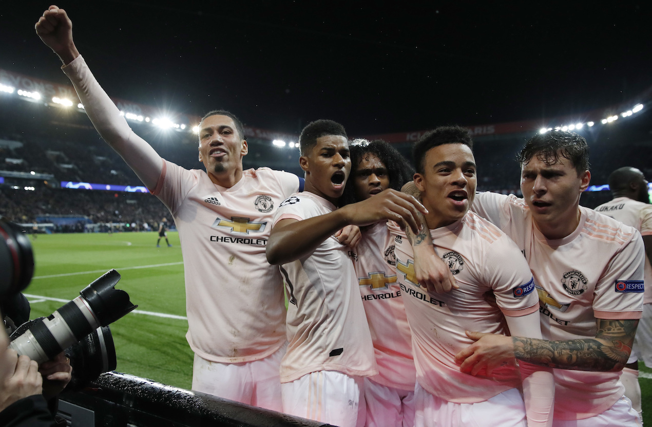 Champions League Wednesday Preview: United And Barca Set For Showdown As Ajax Host Juve