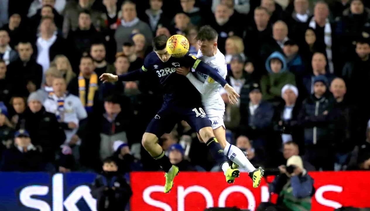 Derby v Leeds Preview, Betting Tips And Enhanced Odds – Championship Play-Off Semi-Finals First Leg