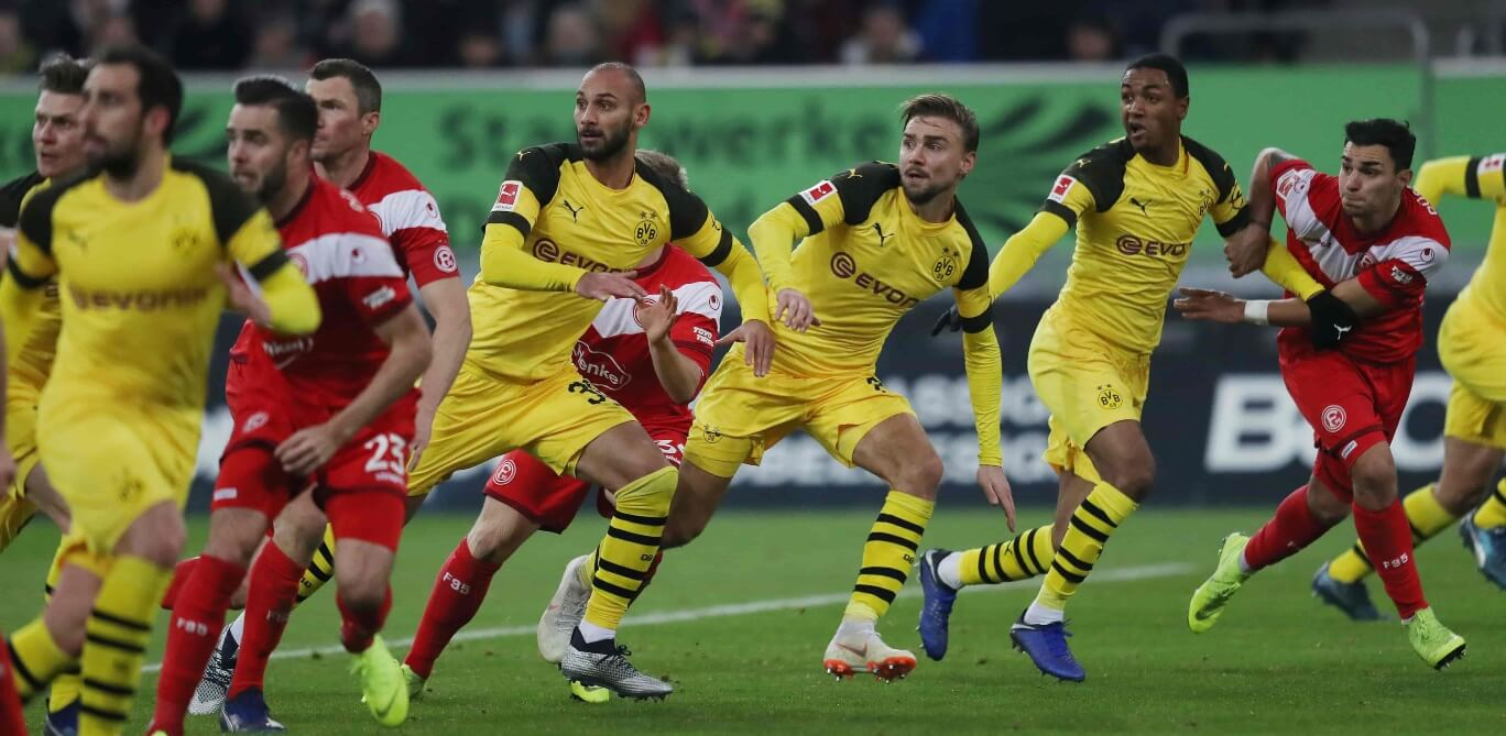 Dortmund v Dusseldorf Preview, Betting Tips And Enhanced Odds