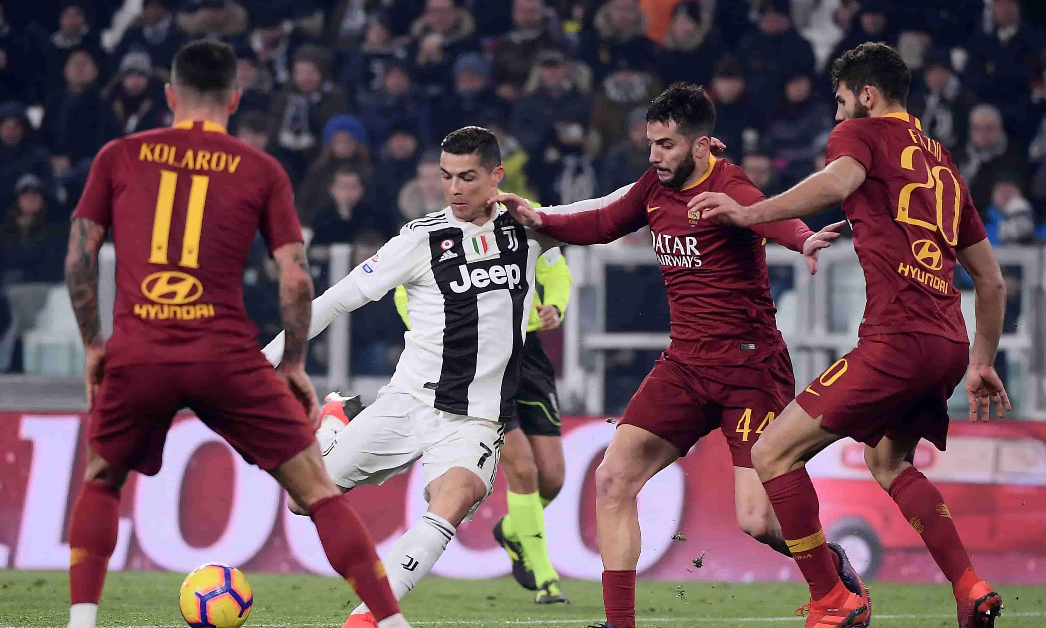 Juventus roma betting tips addicted to csgo betting sites