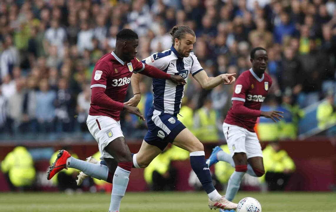 West Brom v Aston Villa Preview, Betting Tips And Enhanced Odds – Championship Play-Off Semi-Final Second Leg