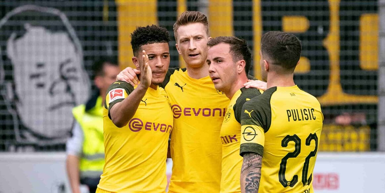 Mönchengladbach v Dortmund Preview, Betting Tips And Enhanced Odds