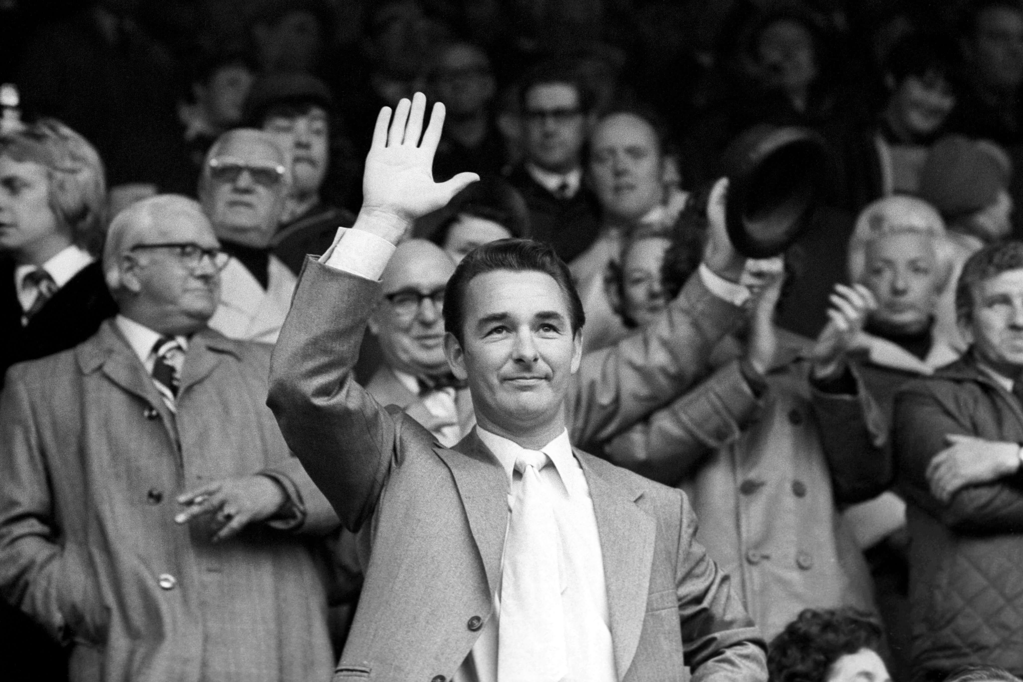 Highs and Lows: Brian Clough's very contrasting spells at Derby & Leeds