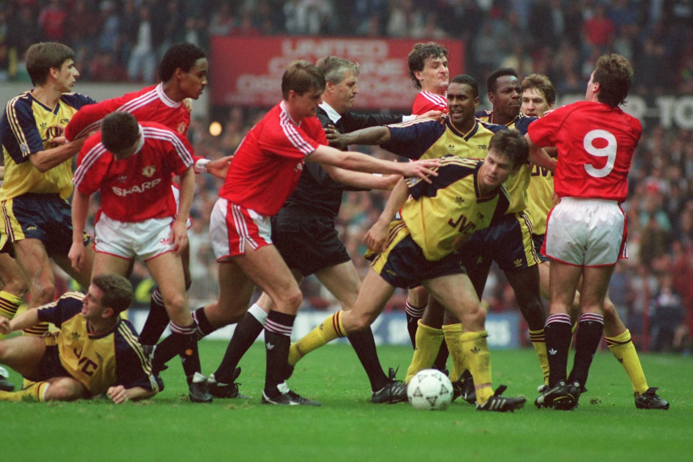 Manchester United vs Arsenal: More than a modern day rivalry