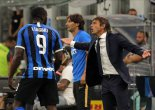 "Sevilla v Inter: Glass is ""half full"" says Antonio Conte"