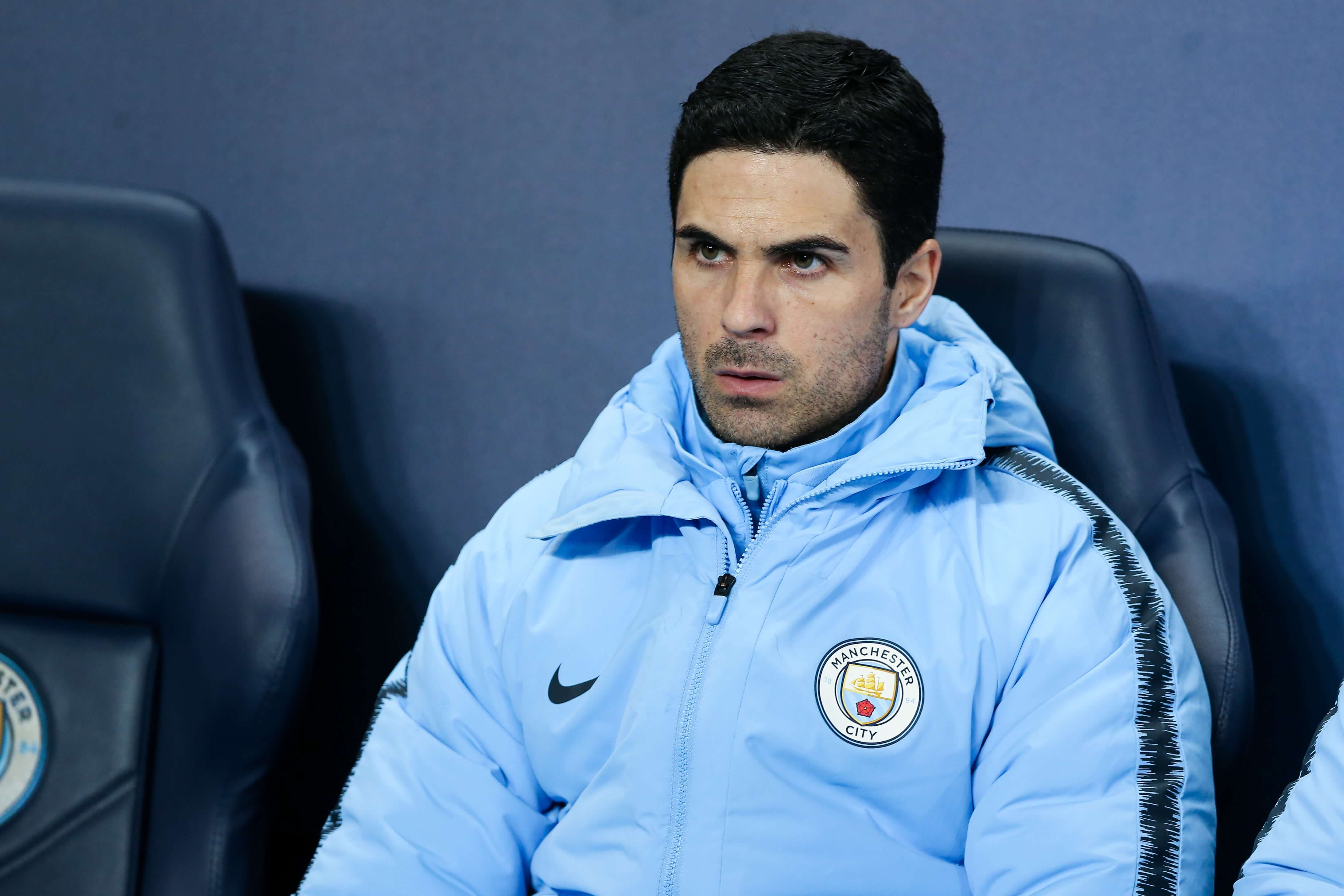 Arteta is inheriting a mess – but could build something special