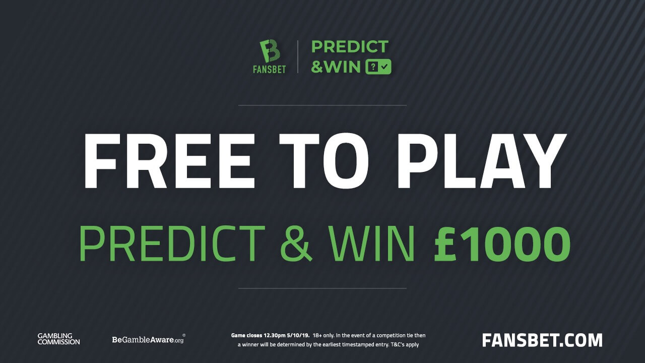 FansBet Predictor game Week 13: Goals, goals, goals at Goodison
