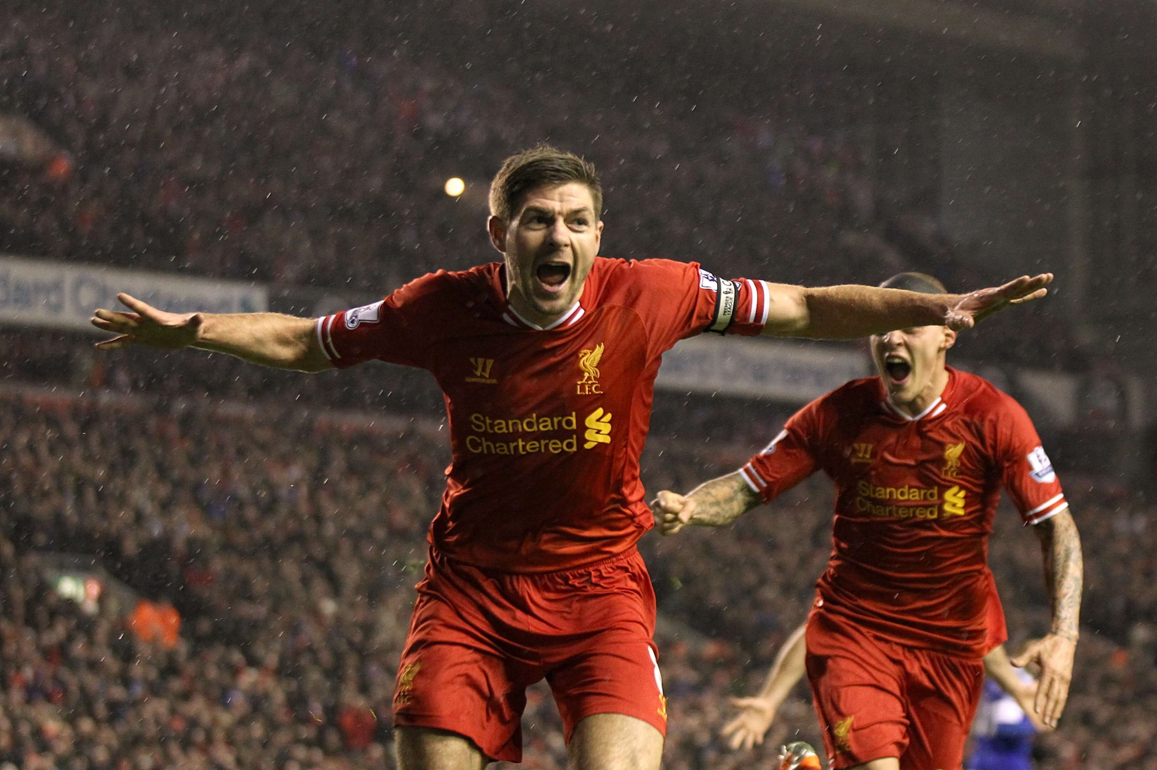 Liverpool 4-0 Everton: The Derby that spurred on a title challenge