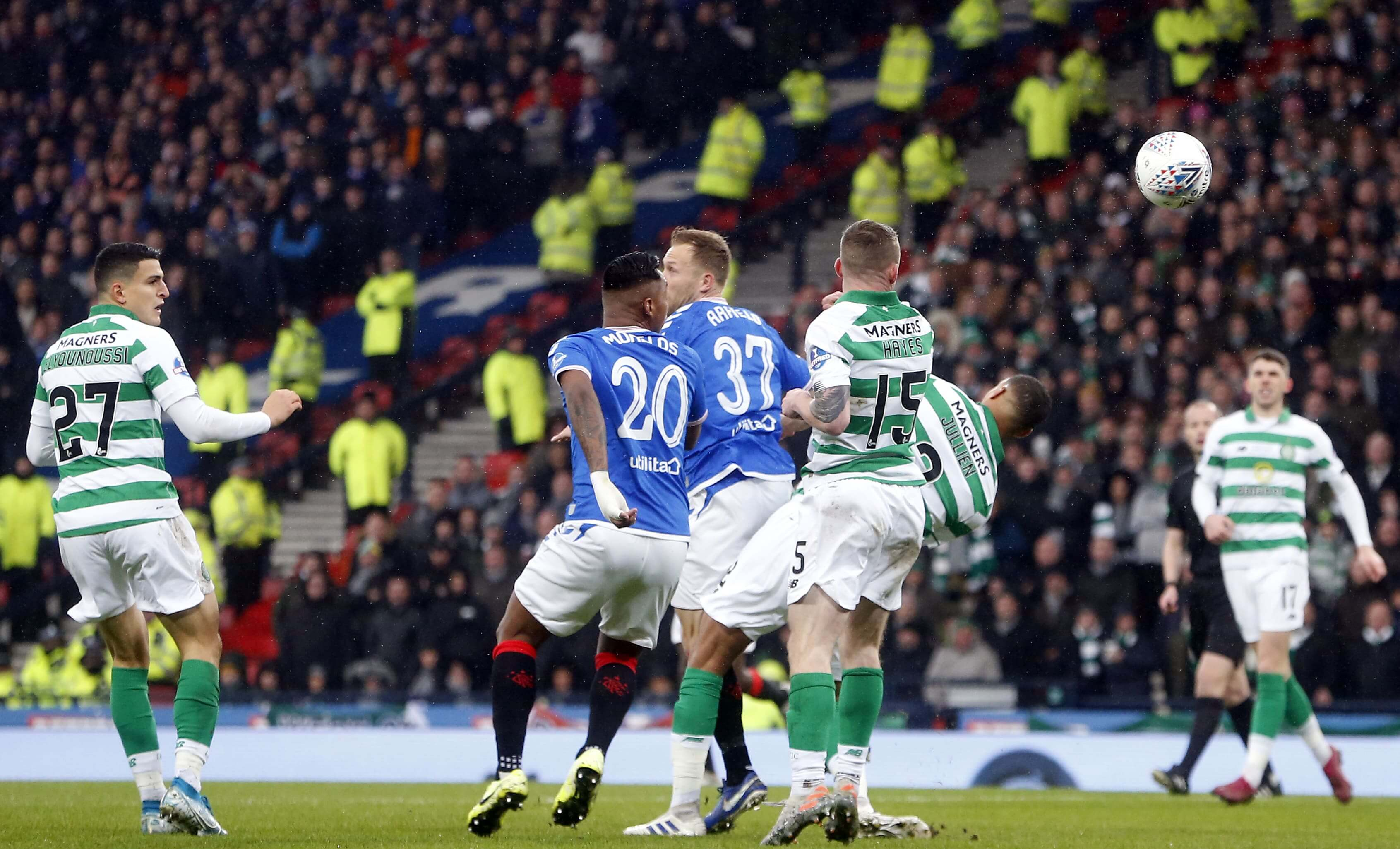 Celtic v Rangers: All to play for in last Old Firm game of the year
