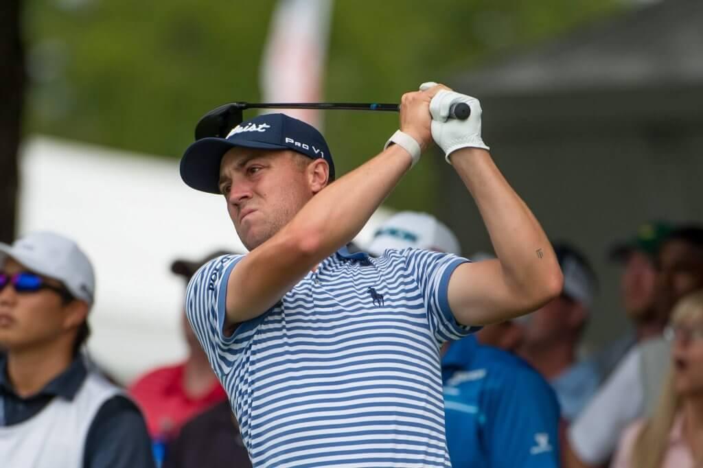 Justin Thomas Golf