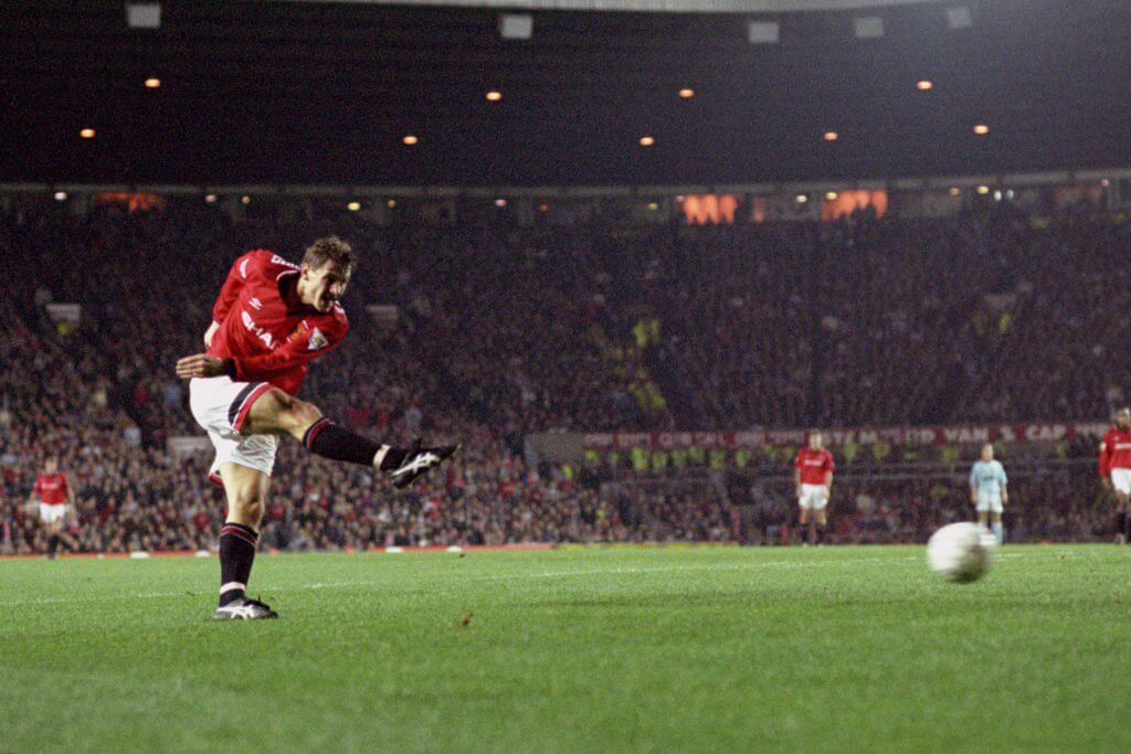 Manchester United v Manchester City 1994
