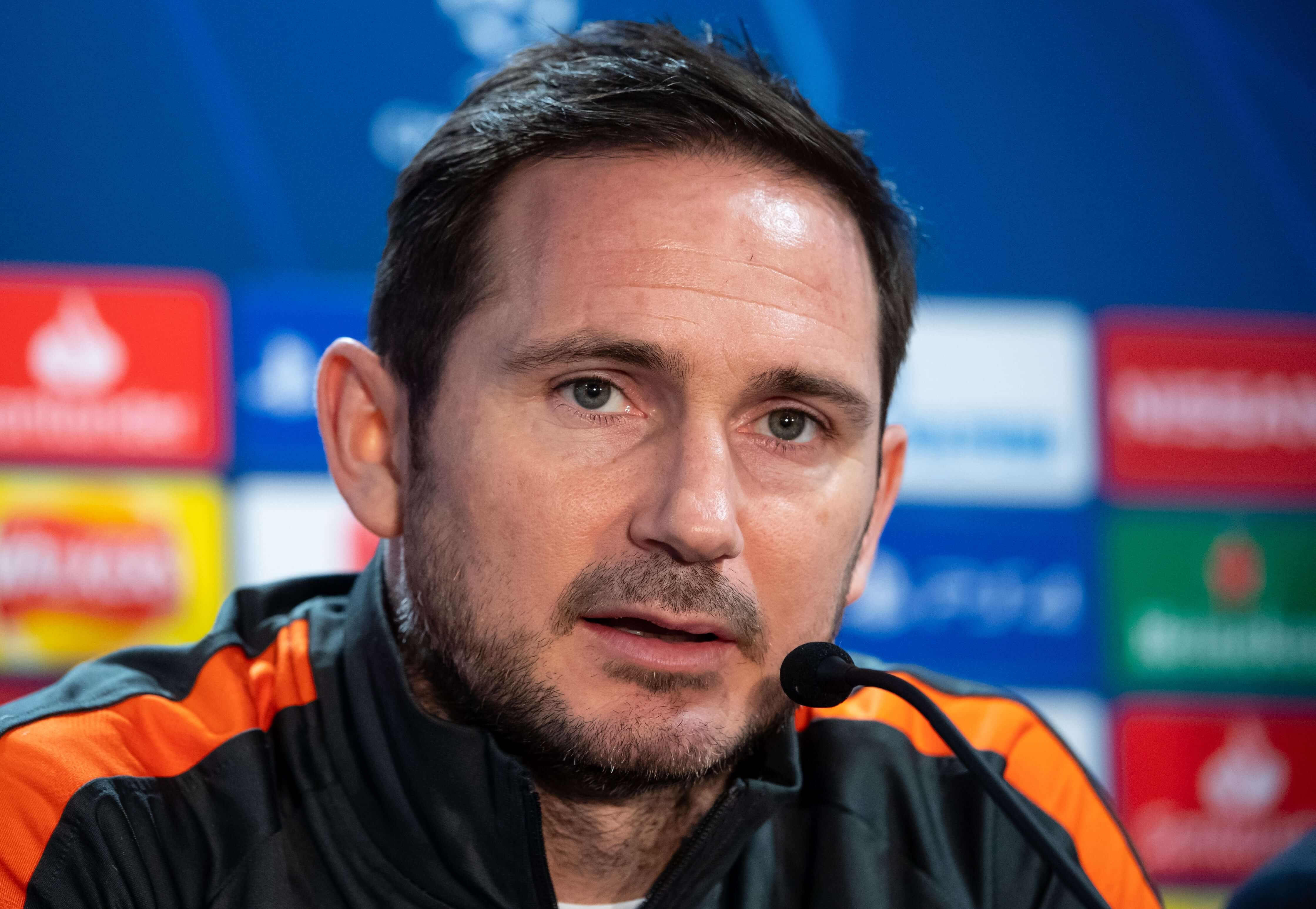 Chelsea v Bayern: Lampard has decisions to make ahead of Stamford Bridge clash
