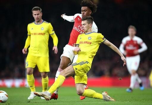 Arsenal v FC BATE Borisov