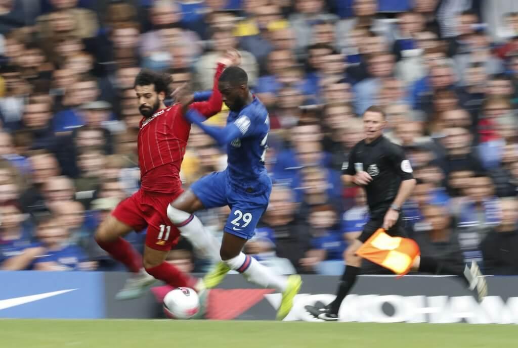 Mo Salah Liverpool Chelsea