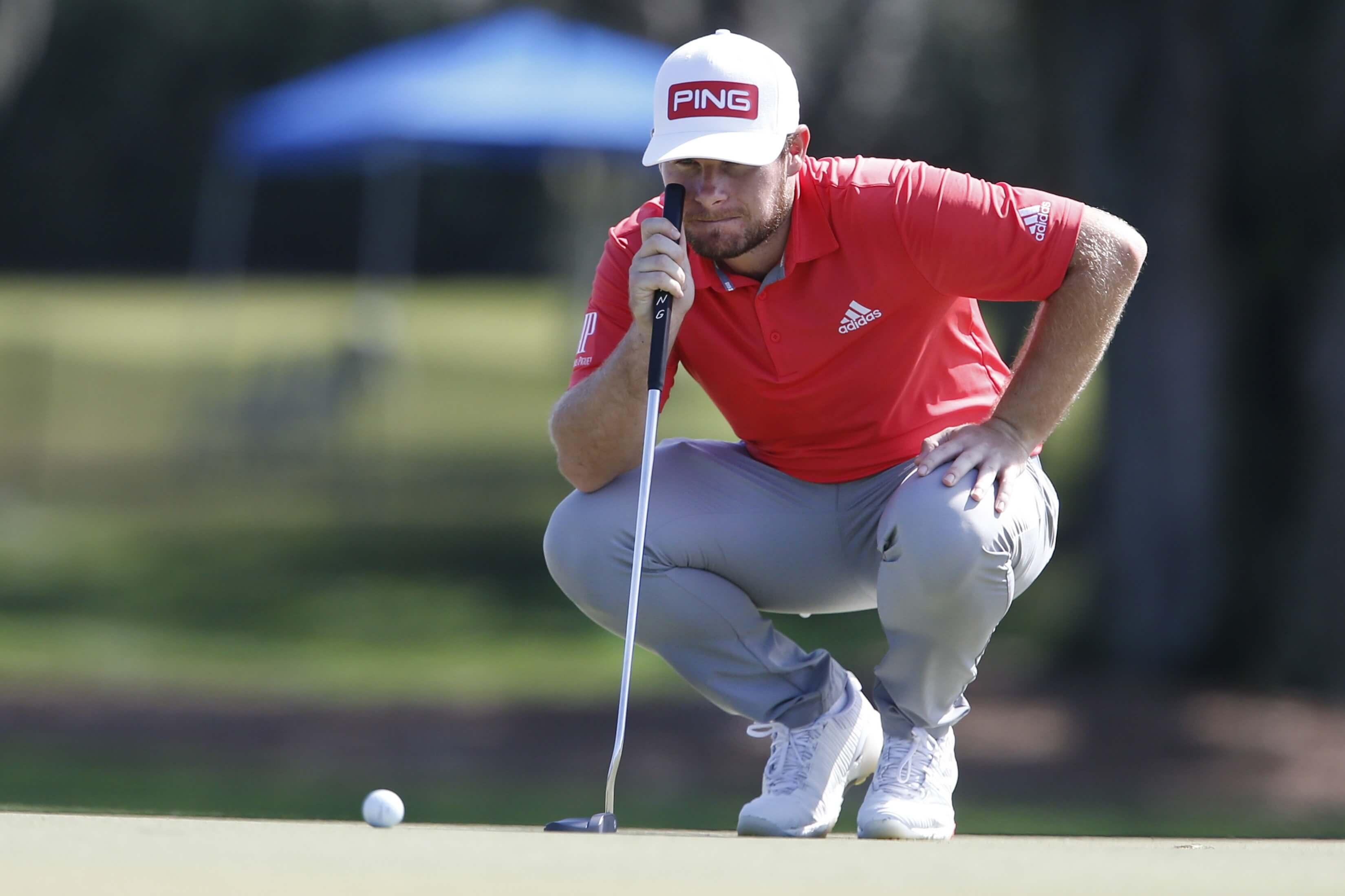 Tyrell Hatton Golf