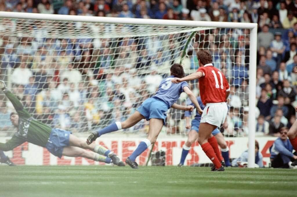Simod Cup Final 1989