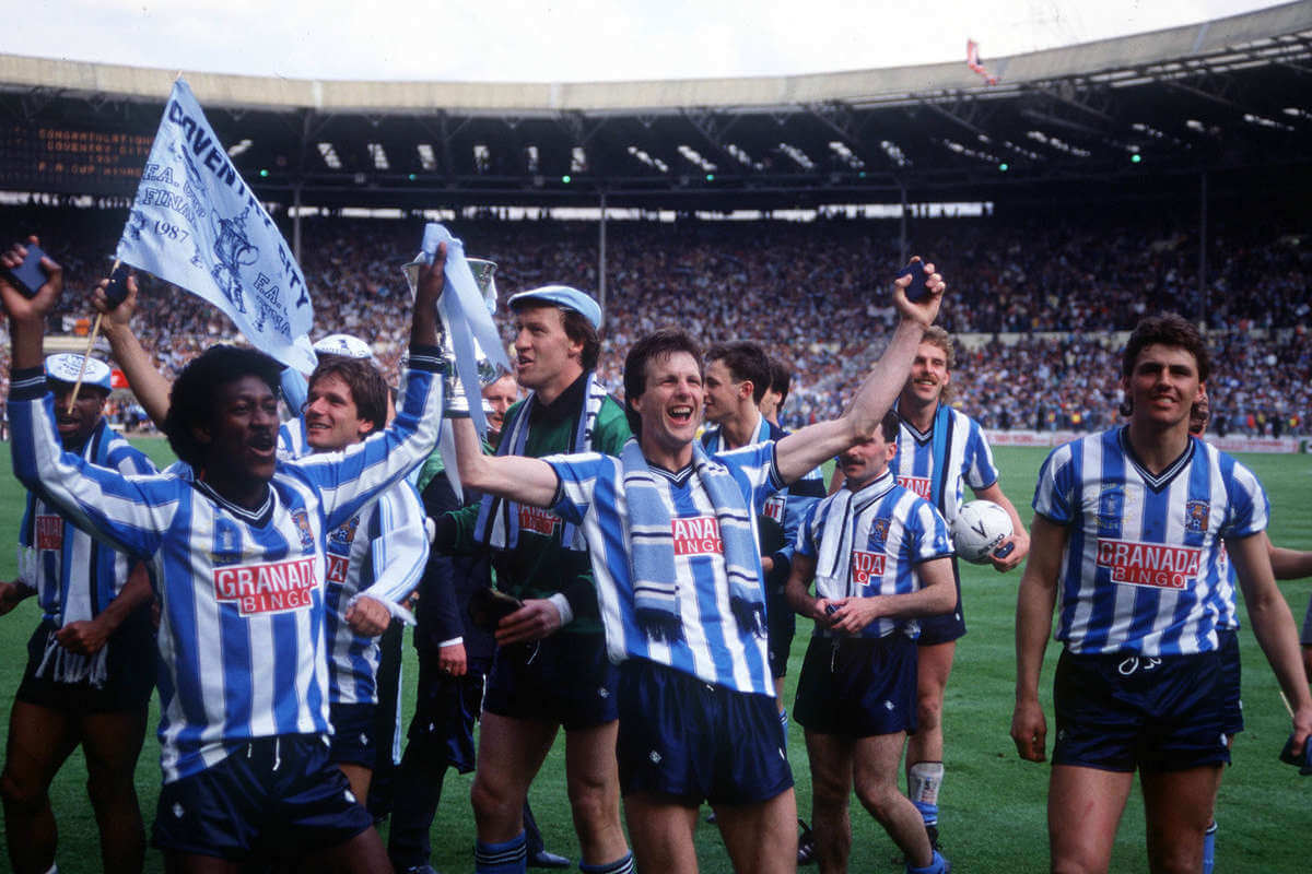 Coventry City 1987