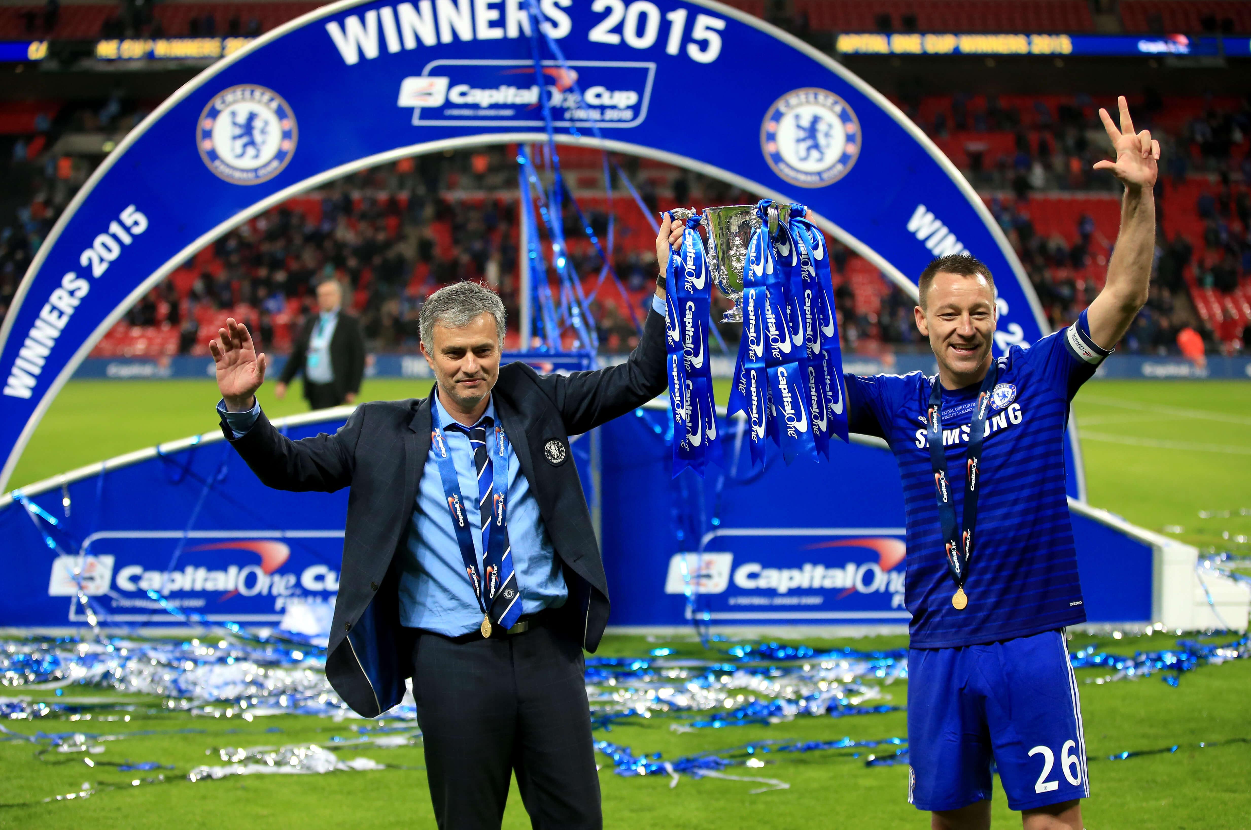 Chelsea v Tottenham Hotspur - Wembley Stadium