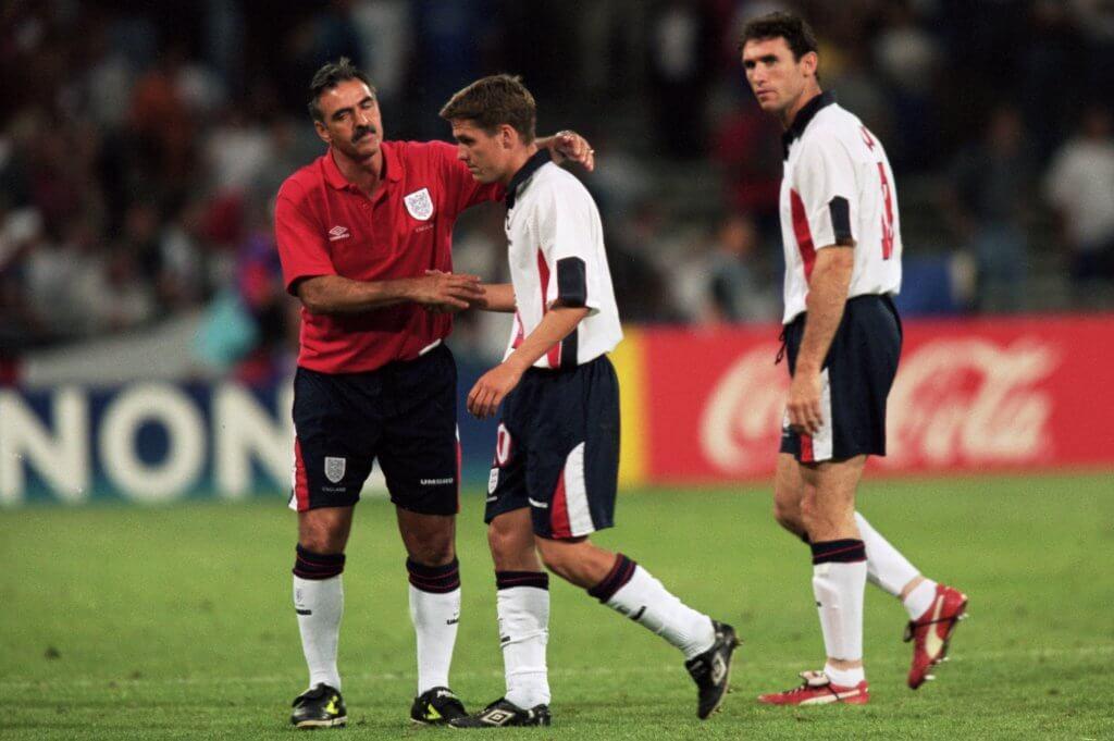 Michael Owen 1998 England