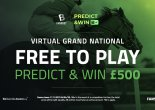 Virtual Grand National 2020: Play our Predict & Win Game to win £500!