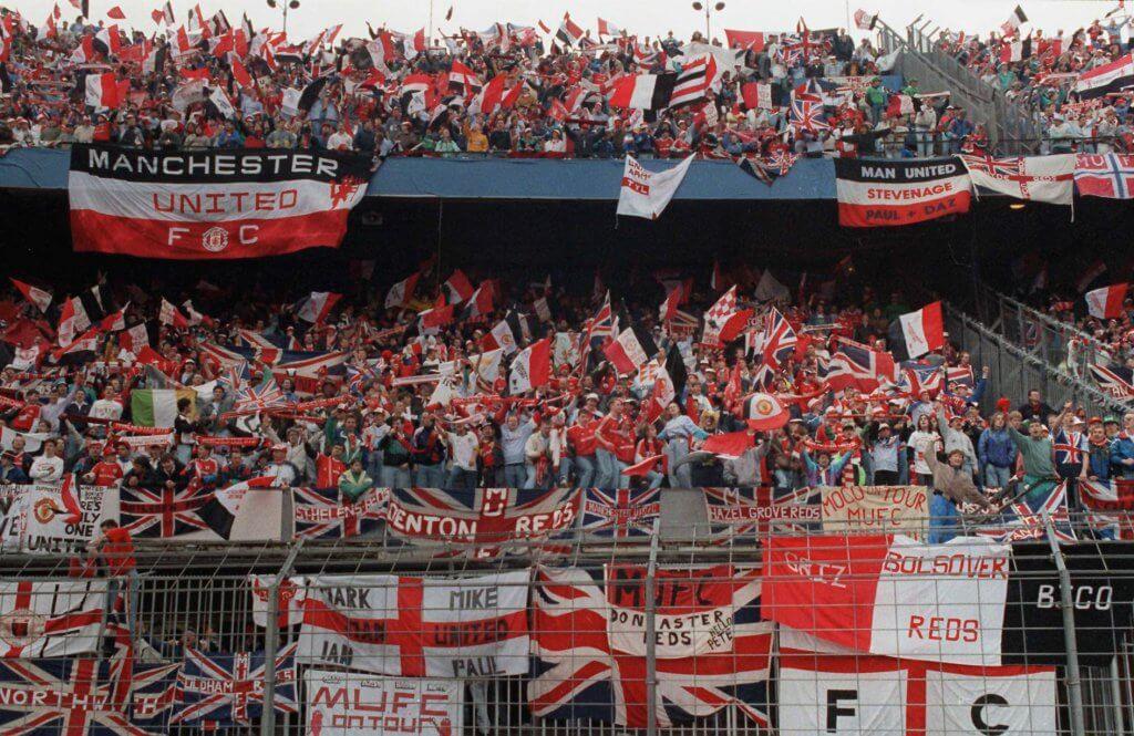 Manchester United Rotterdam