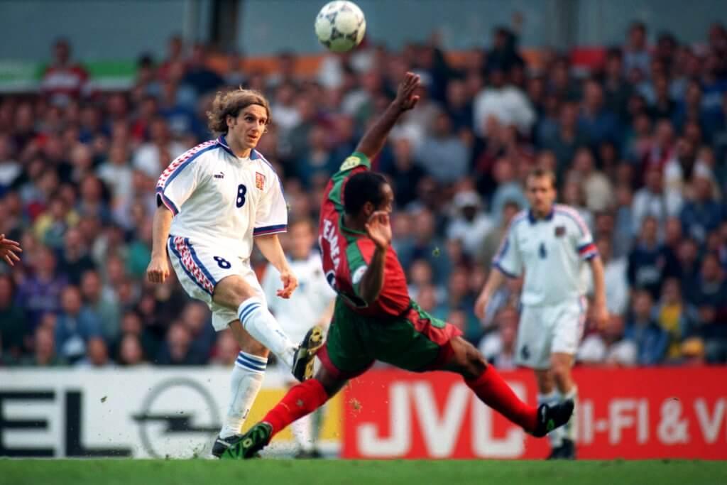 Euro 96 - Quarter final