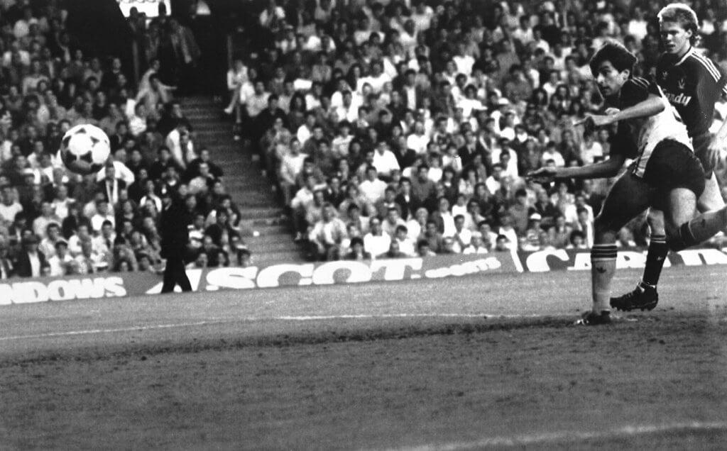 Liverpool Arsenal 1989