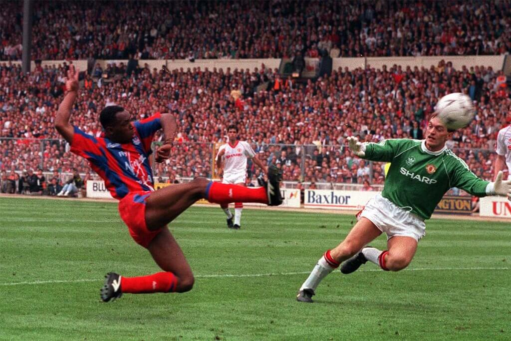 FA Cup final 1990