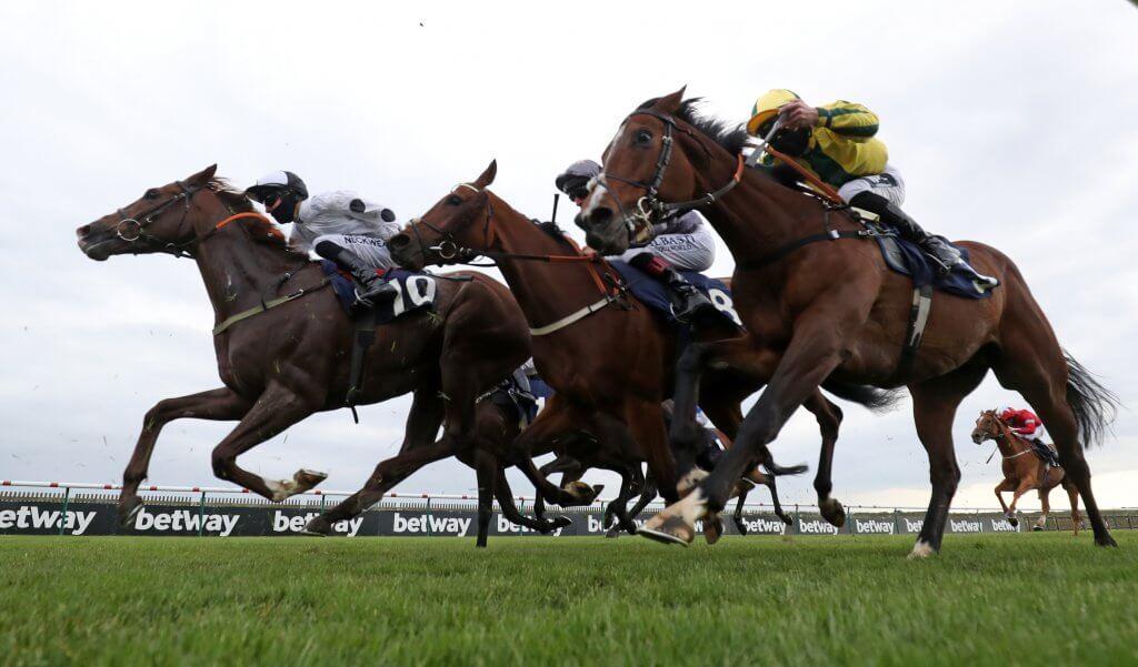 UK Horse Racing Newmarket