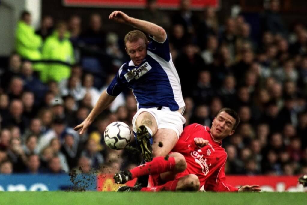 Everton-Liverpool