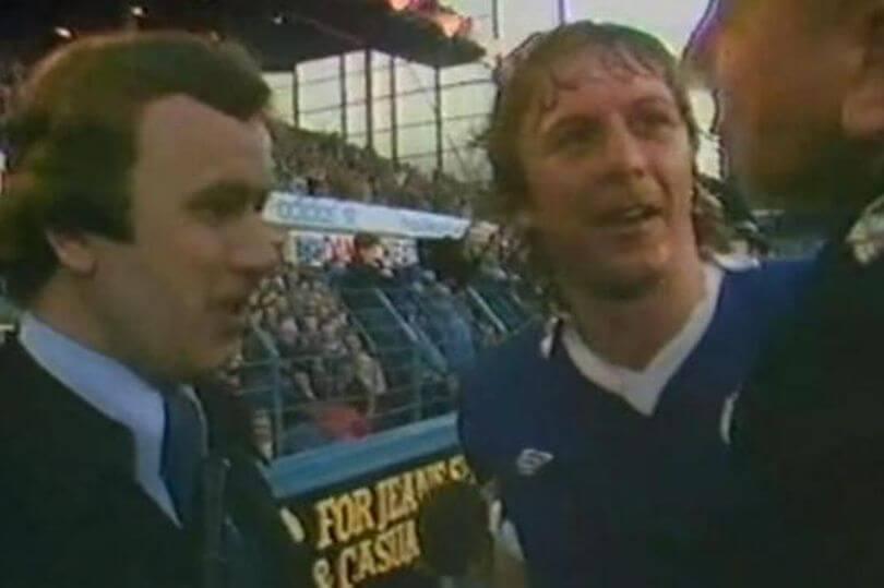 Andy King Everton v Liverpool