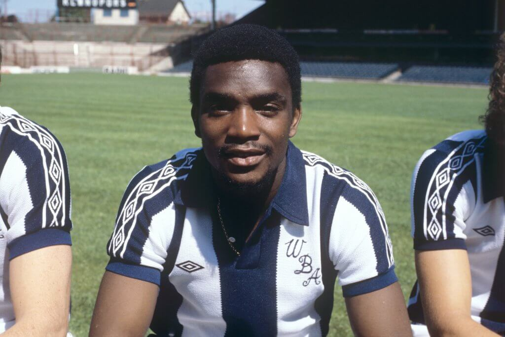 Laurie Cunningham West Brom