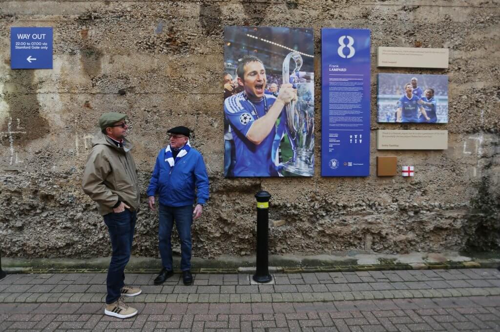 Chelsea Fans Stamford Bridge