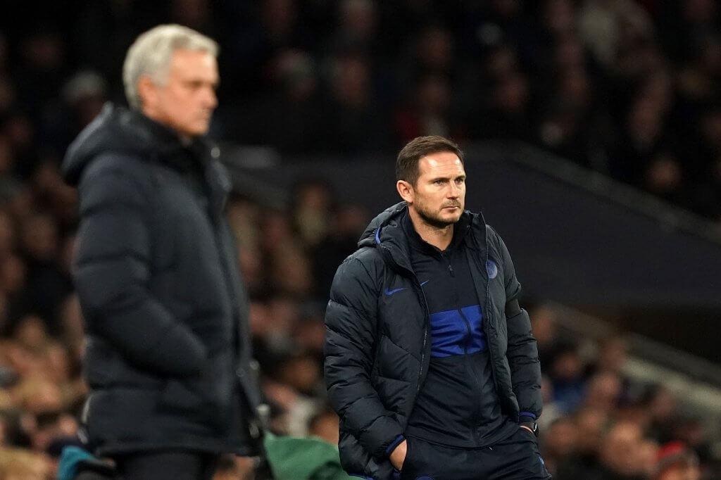 Mourinho-Lampard_Chelsea-Tottenham